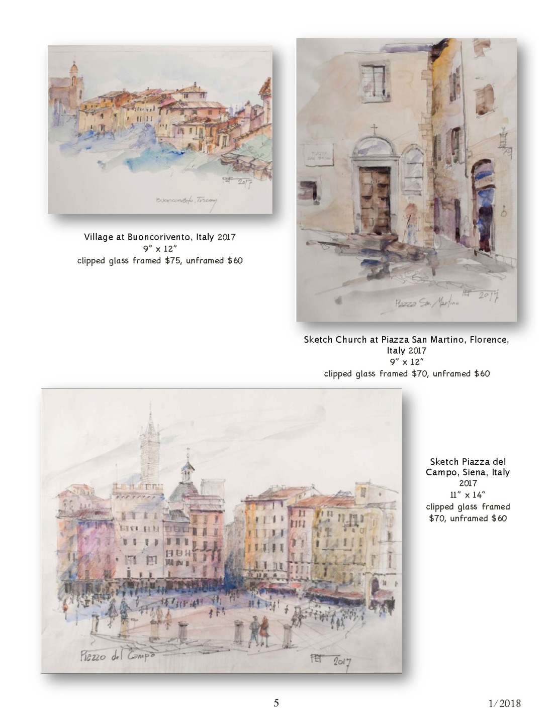 Paul Franks Watercolor Catalog-4 Italian Village_Landscapes1_11_18_Page_5